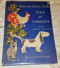 image of FAVORITE FAIRY TALES TOLD IN GERMANY