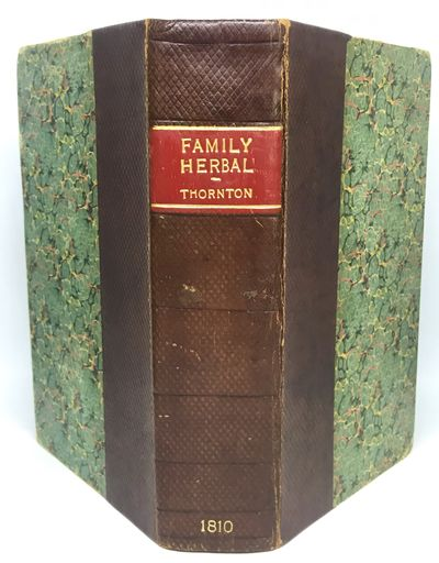 London: Richard Phillips, 1810. Hardcover. 19th Centruy diced leather spine over marbled boards, new...