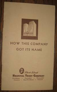 image of How This Company Got Its Name
