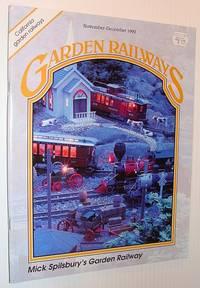 Garden Railways Magazine, November-December 1992