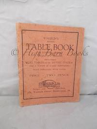 Wakelin's Handy Table Book of Arithmetic, Money Weights and Measures Including Full Tables of...