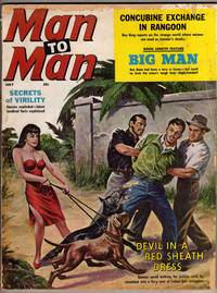 Man to Man - July 1961 - Volume 12 No. 1 [VINTAGE MEN'S MAGAZINE]