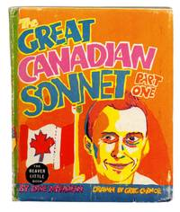 The Great Canadian Sonnet Part One