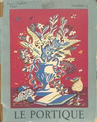 LE PORTIQUE. No. 5/1947.