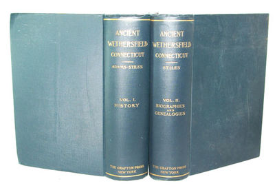 New York: The Grafton Press, 1904. First Edition. Both volumes of this two volume set are in very ne...