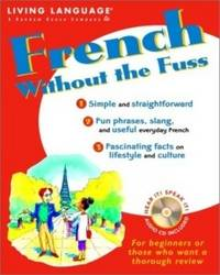 French Without the Fuss Audio CD included