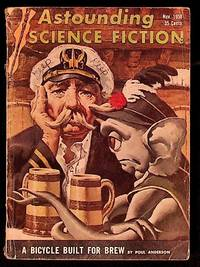 Astounding Science Fiction Noc. 1958: A Bicycle Built for Brew. First of Two Parts