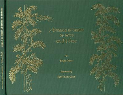 Pasadena, CA: The Castle Press. Fine. 2009. First Edition. Hardcover. 9780615261409 . Green cloth bo...