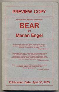 (Toronto): McClelland and Stewart, 1976. Softcover. Near Fine. First edition. Uncorrected Proof. Sli...