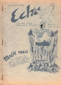 image of Echo [The echo], vol. I, nos. 1, 2, 3, 7, 8