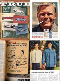 True [The Man's Magazine] (Vintage magazine, November 1962)