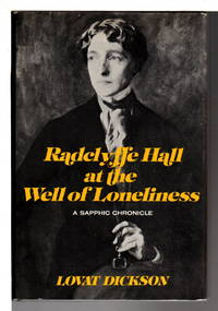 RADCLYFFE HALL AND THE WELL OF LONELINESS: A Sapphic Chronical.