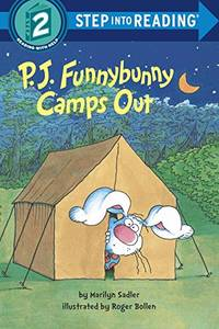 P.J. Funnybunny Camps out (Step Into Reading - Level 2 - Quality)