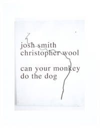 Can Your Monkey Do the Dog (Signed First Edition)