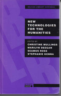 New Technologies for the Humanities