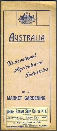 Australia. Undeveloped Agricultural Industries, No. 2 Market Gardening