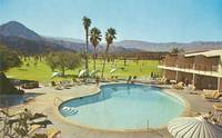 Desi Arnaz Indian Wells, Hotel & Golf Resort, unused Postcard