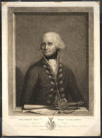 image of The Right Honble Richd Earl Howe.  Portrait