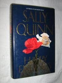 Happy Endings by Sally Quinn - First Edition - 1991 - from Manyhills Books and Biblio.com