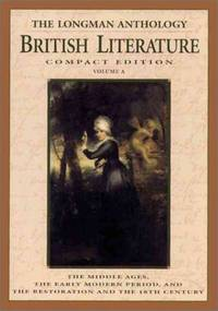 The Longman Compact Anthology of British Literature (Volume A)