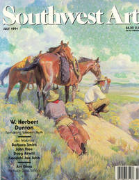 image of SOUTHWEST ART : Volume 21, No 2,  July 1991