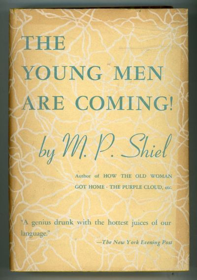 New York: The Vanguard Press, 1937. Octavo, pp. 12-375 , original yellow cloth, spine panel stamped ...