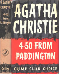 4-50 from Paddington (a.k.a. What Mrs. McGillicuddy Saw in the US, later changed to 4:50 from...