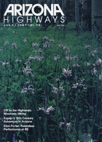 ARIZONA HIGHWAYS : July 1987, Volume 63, No 7