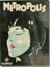 Metropolis (Original UK Program for the 1927 film) by  novel)  Fritz (director); Thea von Harbou (screenplay - 1927 - from Royal Books, Inc. (SKU: 129753)