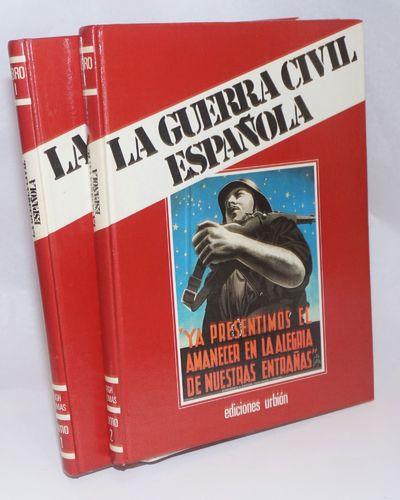 Madrid: Ediciones Urbión, 1983. Two volumes, hardcover, 340 pages total, very good, illustrations i...