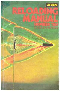 image of SPEER RELOADING MANUAL