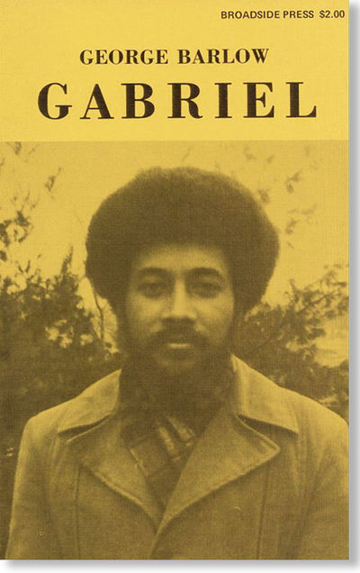 Detroit: Broadside Press, 1974. First Edition. First Printing, wrappered issue. Octavo (21.5cm.); or...