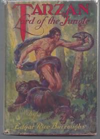 image of Tarzan, Lord of the Jungle