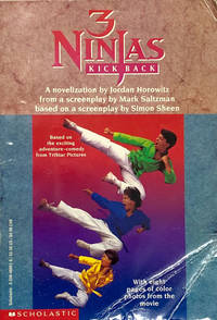 Three Ninjas Kick Back