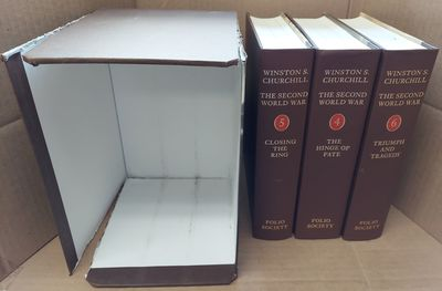 London: Folio Society, 2000. Reprinted. Hardcover. Octavo; VG; brown spines with gilt text; no jacke...