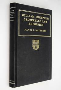 William Sheppard, Cromwell\'s law Reformer