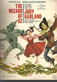 Vocal Selections From The Wizard of Oz (Selections from MGM's Technicolor Film starring Judy Garland)