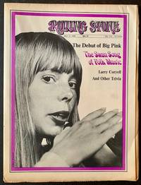Rolling Stone (Issue #33, May 17th, 1969 -- Joni Mitchell Cover)