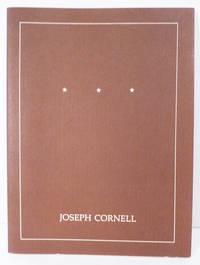 Joseph Cornell; 16 September 1978 - 29 October 1978