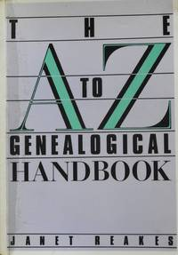 image of The A to Z Genealogical Handbook