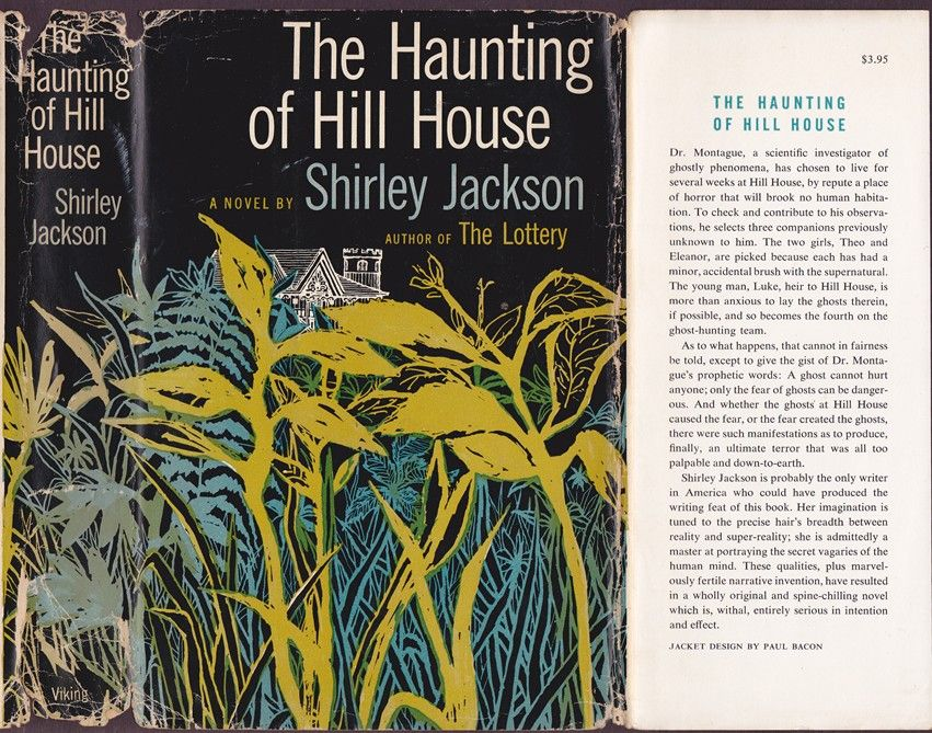 stupidity in haunting of hill house by shirley jackson Buy the haunting of hill house (penguin modern classics) by shirley jackson from amazon's fiction books store everyday low prices on.