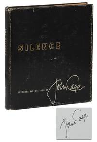 image of Silence: Lectures and Writings (Ihab Hassan's Copy)