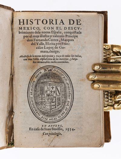 Historia de México, con el...