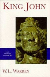 King John (The English Monarchs Series)