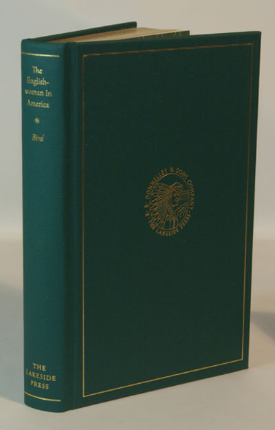 Chicago, Ill.: The Lakeside Press, 2012. First Edition. Fine in blue-green cloth covered boards with...