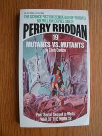 image of Perry Rhodan 19 Mutants vs Mutants # 65990