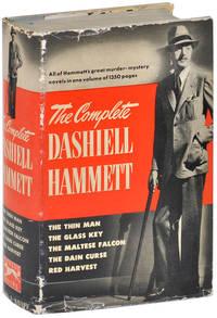 THE COMPLETE DASHIELL HAMMETT: THE THIN MAN, THE GLASS KEY, THE MALTESE FALCON, THE DAIN CURSE,...