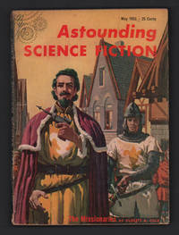 Astounding Science Fiction Volume LVII, Number 3, May, 1956
