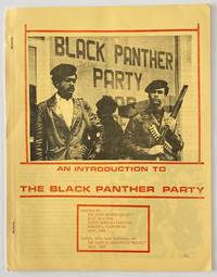 image of An introduction to the Black Panther Party