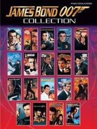 James Bond 007 Collection: Piano/Vocal/Chords